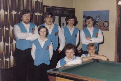 1983 Mannschaftsfoto