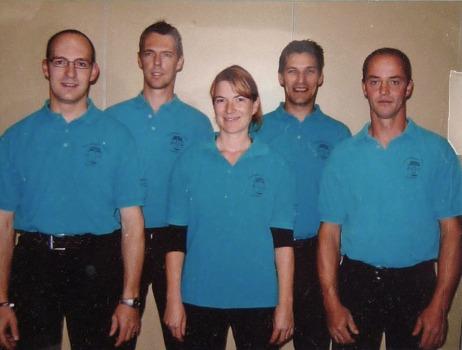 Meistermannschaft 2007