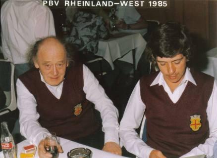 1987 Peter und Dieter Godesar