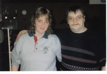 Liliane Köttgen und Jean-Marie Cautaerts